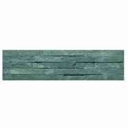 S017 Green Slate Ledge Stone
