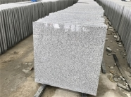 G603 Lunar Pearl Light Grey Granite Polished Big Size Tile 6
