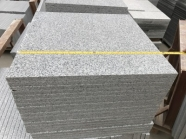 G603 Lunar Pearl Light Grey Granite Polished Tile 2