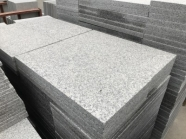 G603 Lunar Pearl Light Grey Granite Polished Tile 4