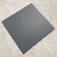 S018 Black Slate Tile Honed Finish 1