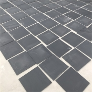 S018 Black Slate Tile Honed Finish 7